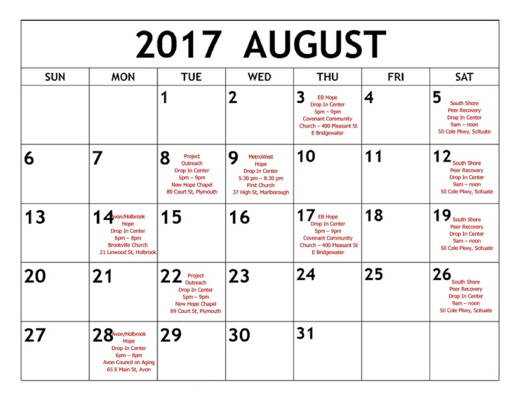 August_2017_Drop_In_Center_Calendar